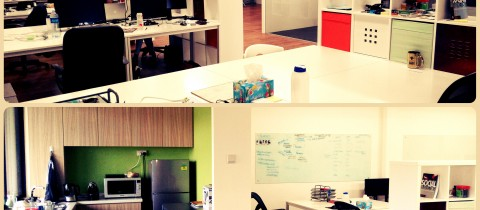Welcome to our incubation space
